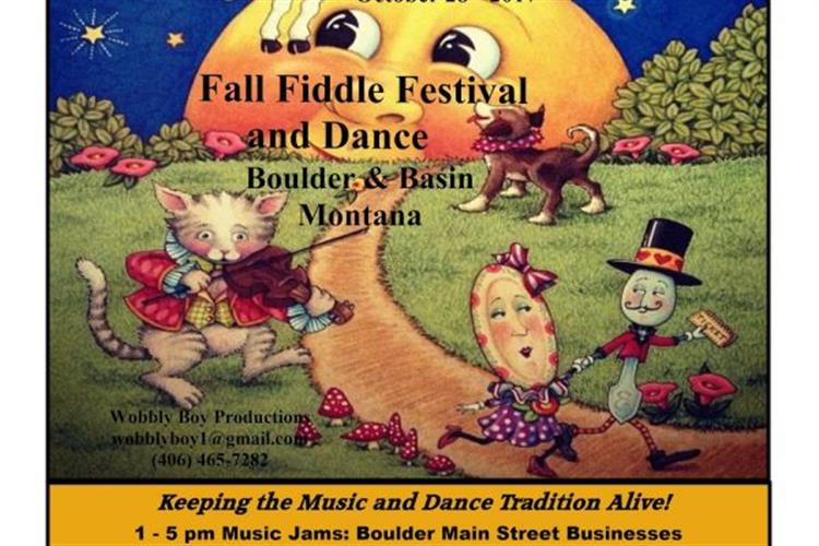 Boulder Fiddle Fest and Dance
