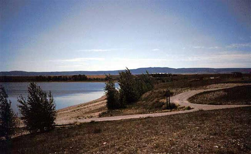 sites at lake