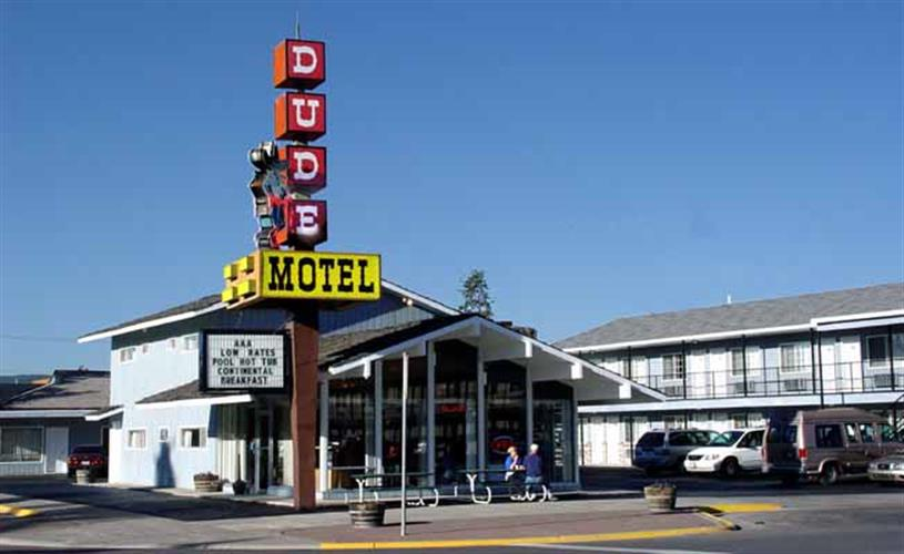Dude/Roundup Motel