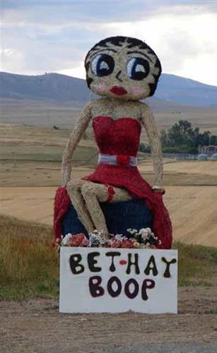 Bethay Boop