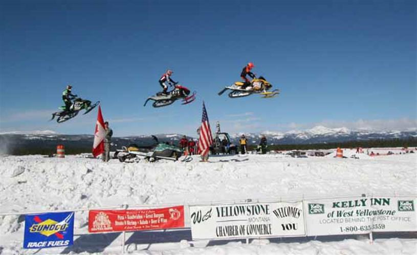 World Snowmobile Expo