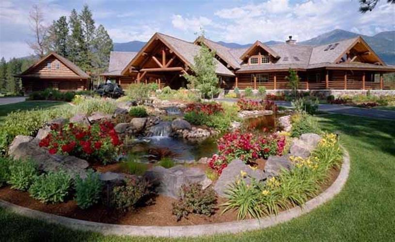 exterior with garden