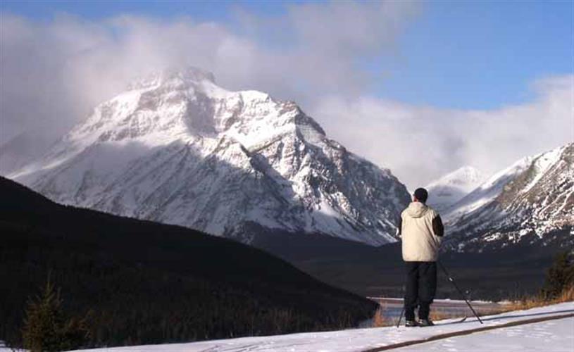 Two Medicine Ski Trails