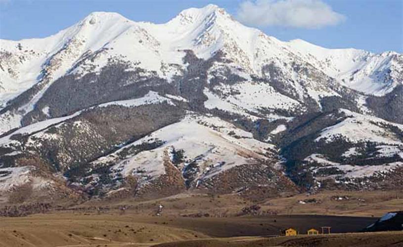Montana's Paradise Valley