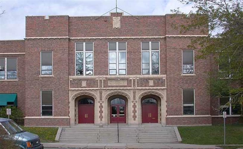 Emerson facade