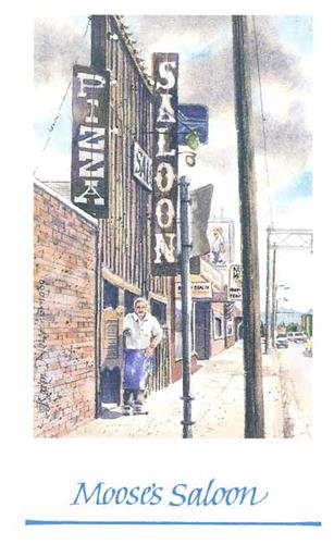 Moose's Saloon, Inc