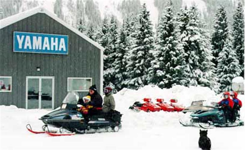 Yamaha of Cooke City