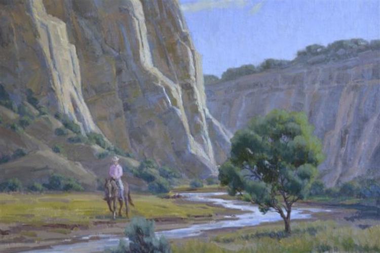 Oil on Canvas; 24x30
