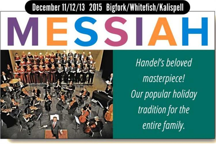 Glacier Orchestra and Chorale perform