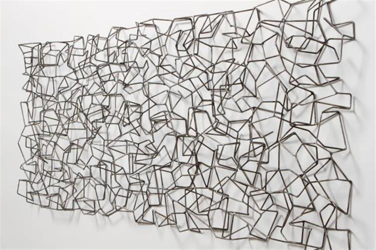 Sculptures by Yoshi Aoki are on display at Altitude Gallery
