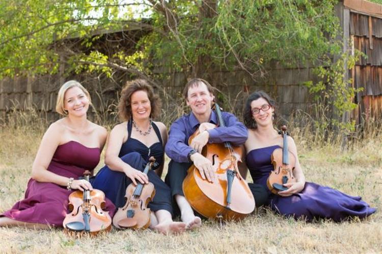 The Cascade Quartet