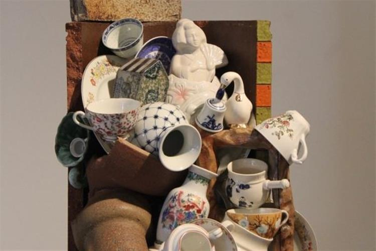 """Harrison's work is part of MAM's """"Slow View Series,"""" and is on display through Jan. 20."""