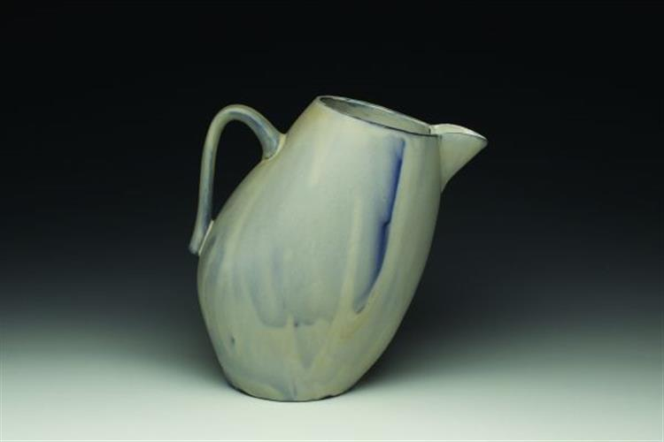 """Pitcher by guest curator Matt Kelleher is part of """"Stain."""""""