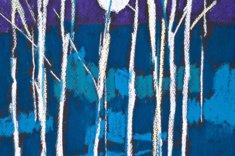 Marshall Noice share his work at Montana Modern Fine Art in November.