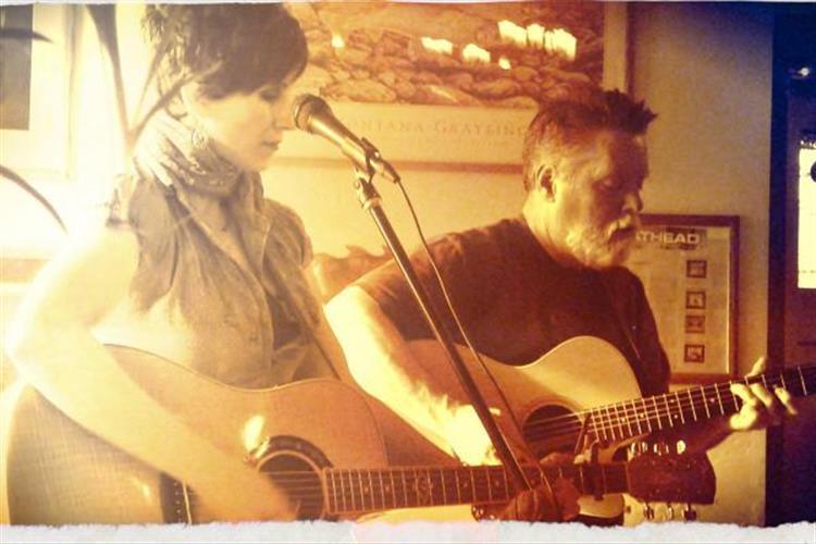 Staci Santilli and Jim Steiner of Jimni