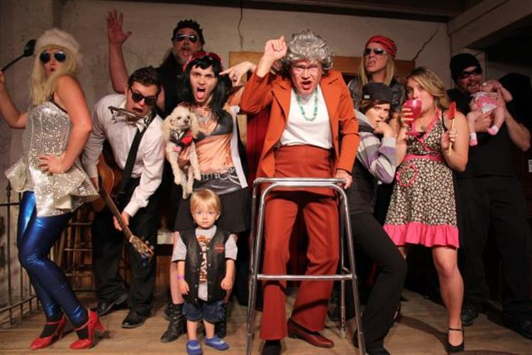 Enjoy a new season of satire and goofiness by the madcap ensemble.